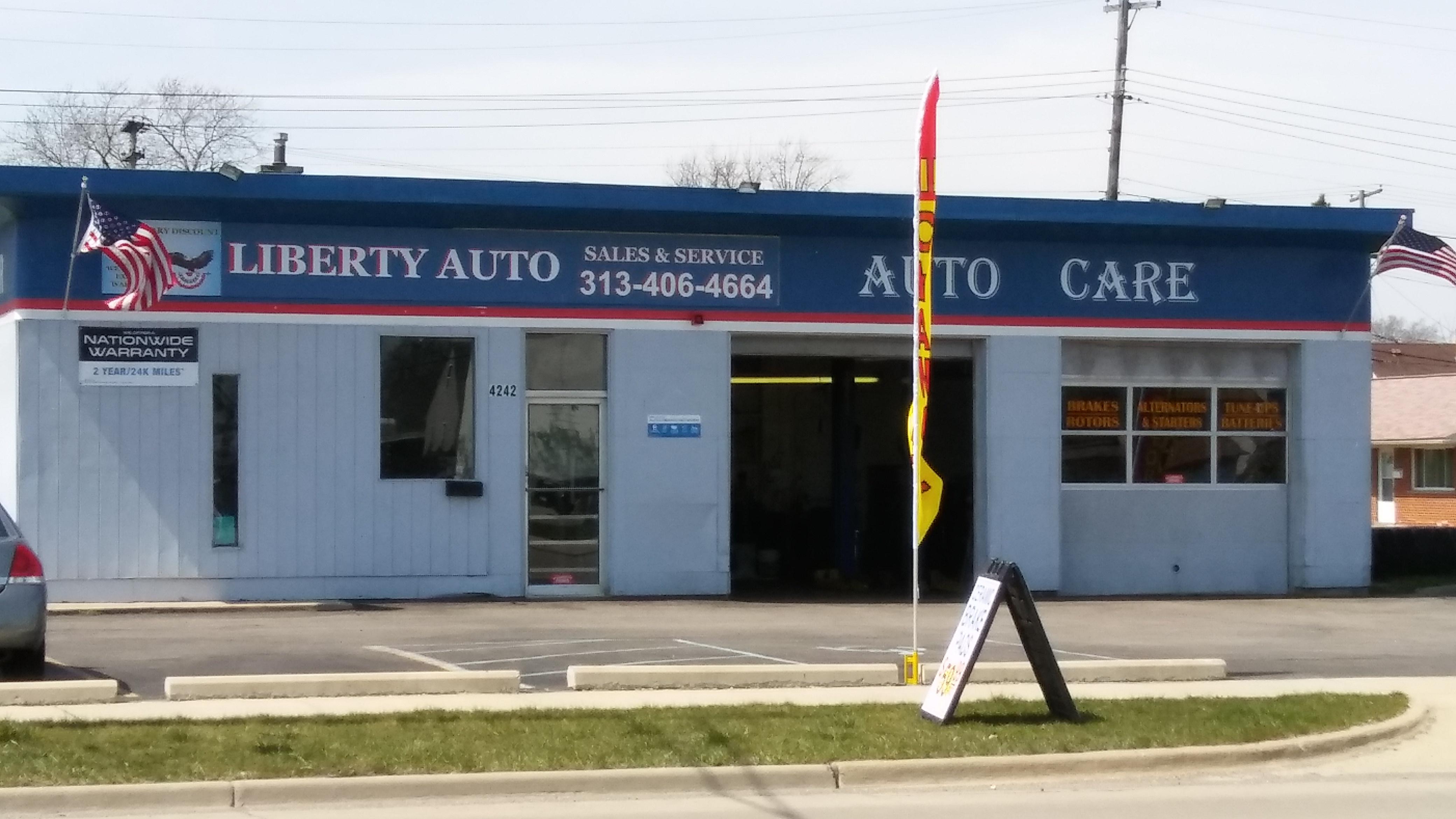 LIBERTY AUTO SALES AND SERVICE LLC image 0