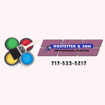 Hostetter & Son Professional Painting