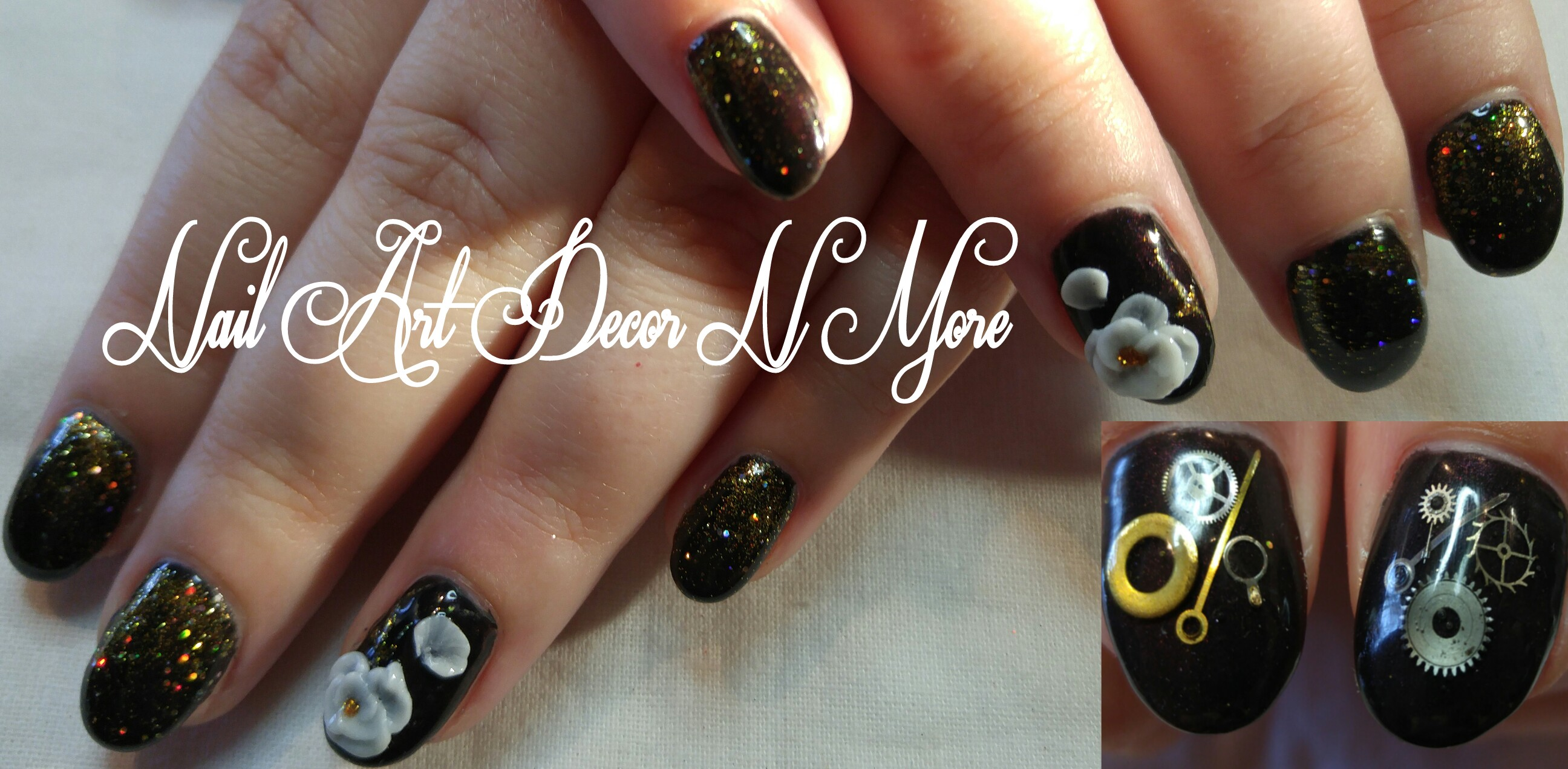 Nail Art Decor N More - Let me pamper you!
