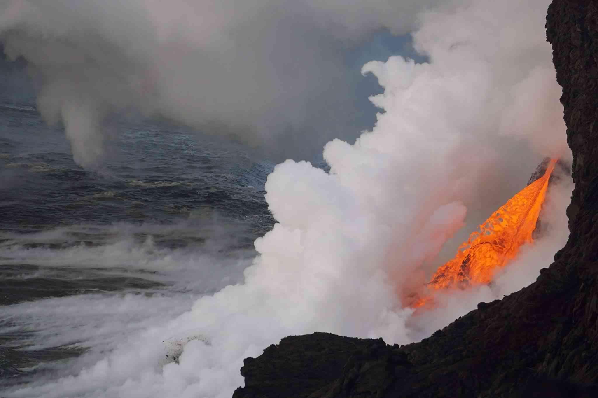Big Island Lava Boat image 7