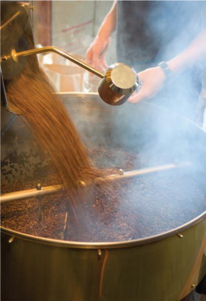 Brazza Gelato & Coffee in North Vancouver