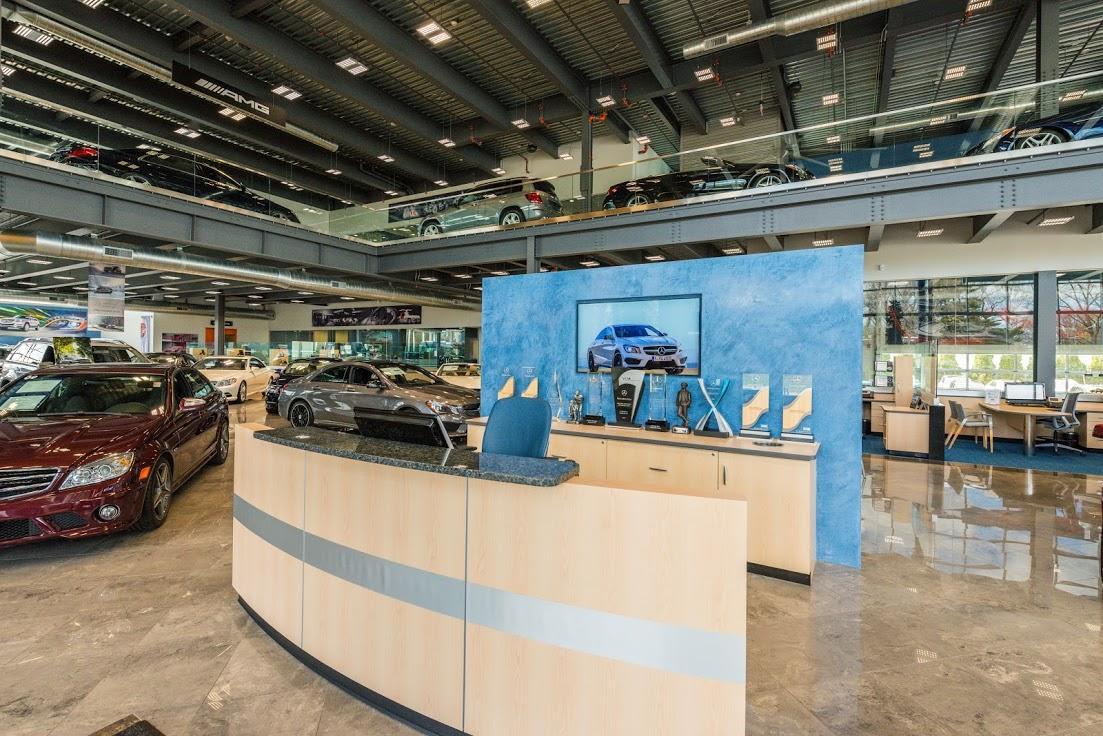 Mercedes-Benz of Rockville Centre image 2