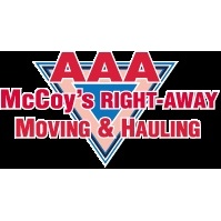 AAA McCoys Right Away Moving & Hauling image 0