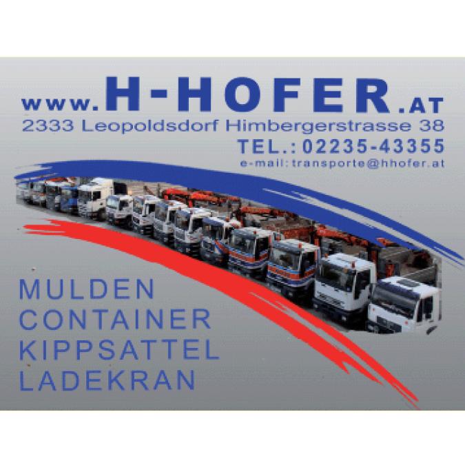 Logo von Hofer Herbert GesmbH