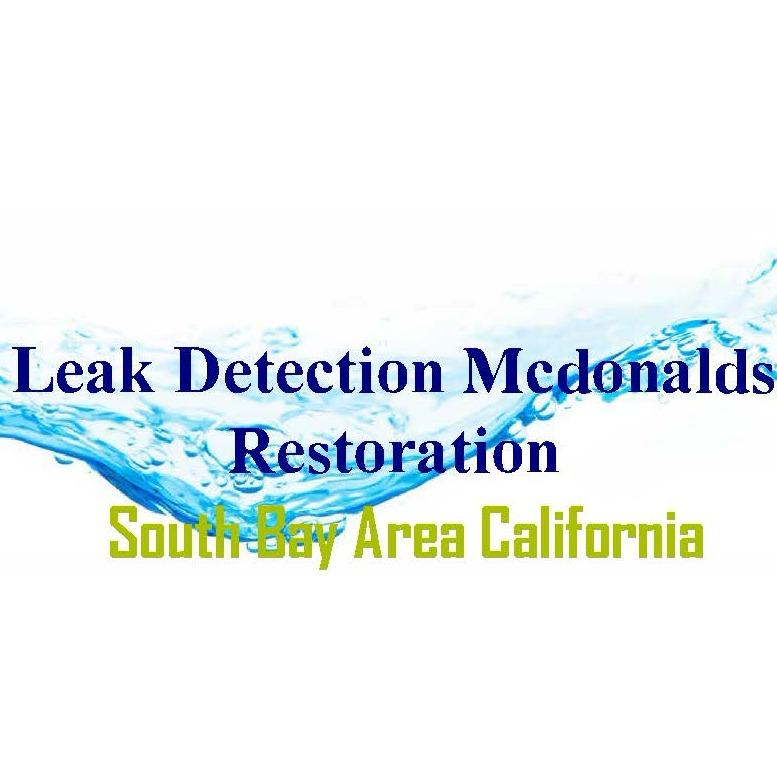 Leak Detection Mcdonalds Restoration