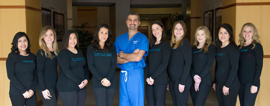 Staff at Carmel Valley Facial Plastic Surgery