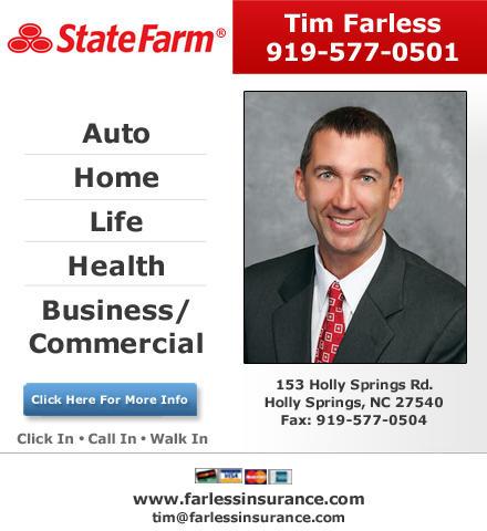 Tim Farless - State Farm Insurance Agent image 0
