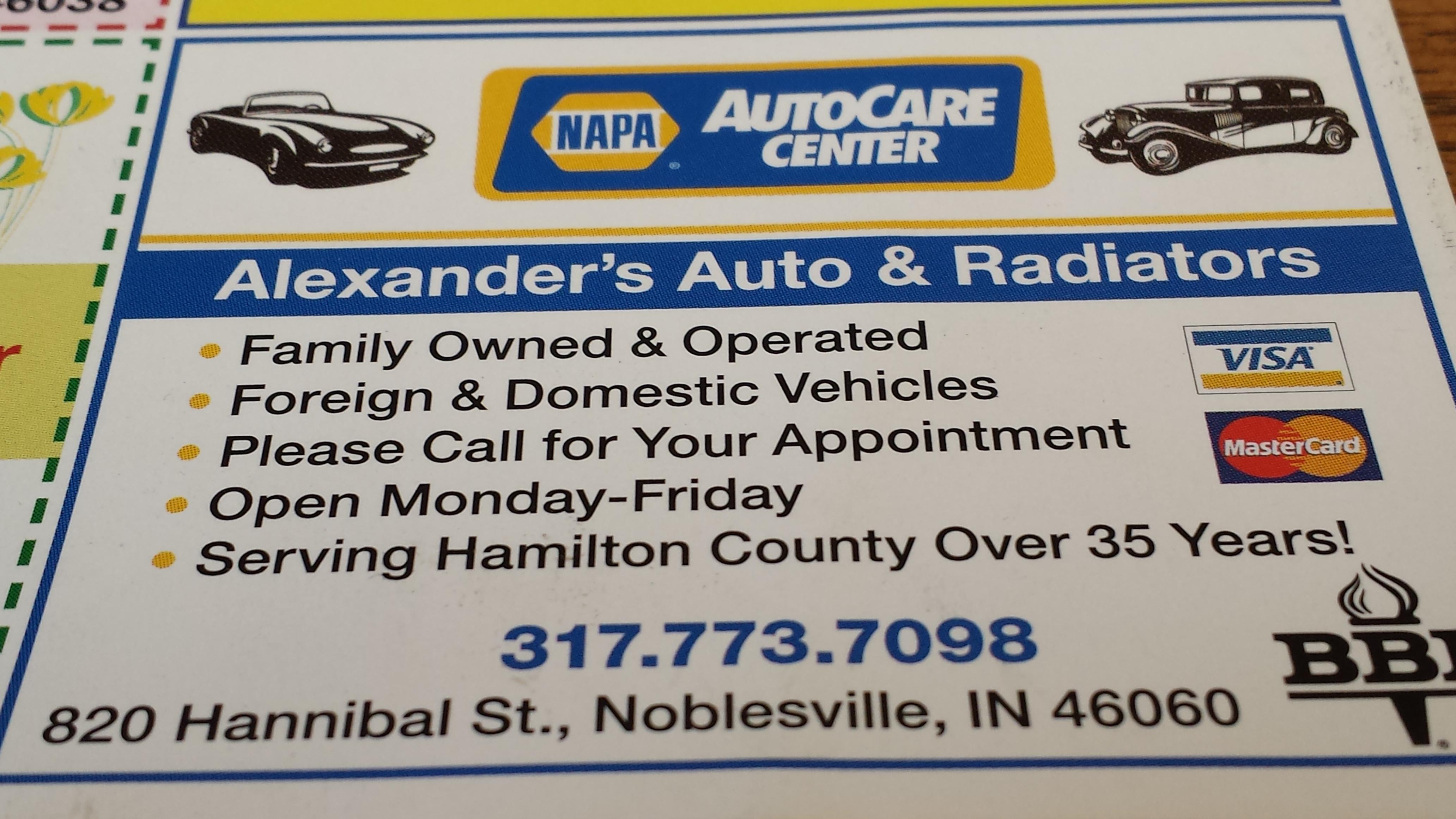 Alexander's Auto & Radiator Repair image 4