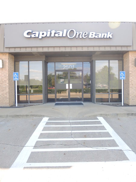 Capital One Bank - Closed image 0