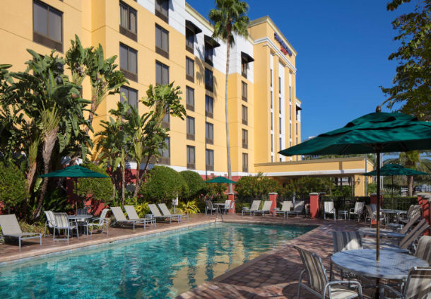 SpringHill Suites by Marriott Tampa Westshore Airport image 17