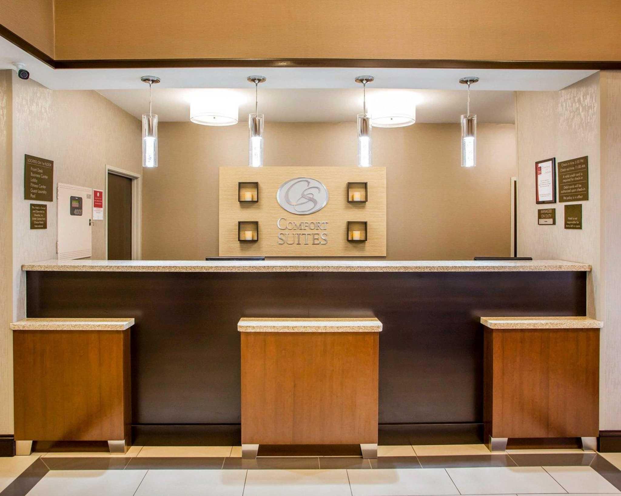 Comfort Suites Columbus West- Hilliard image 18