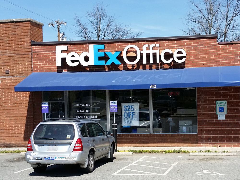FedEx Office Print & Ship Center in Durham, NC, photo #9