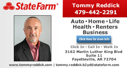 Tommy Reddick State Farm Insurance Agency image 0