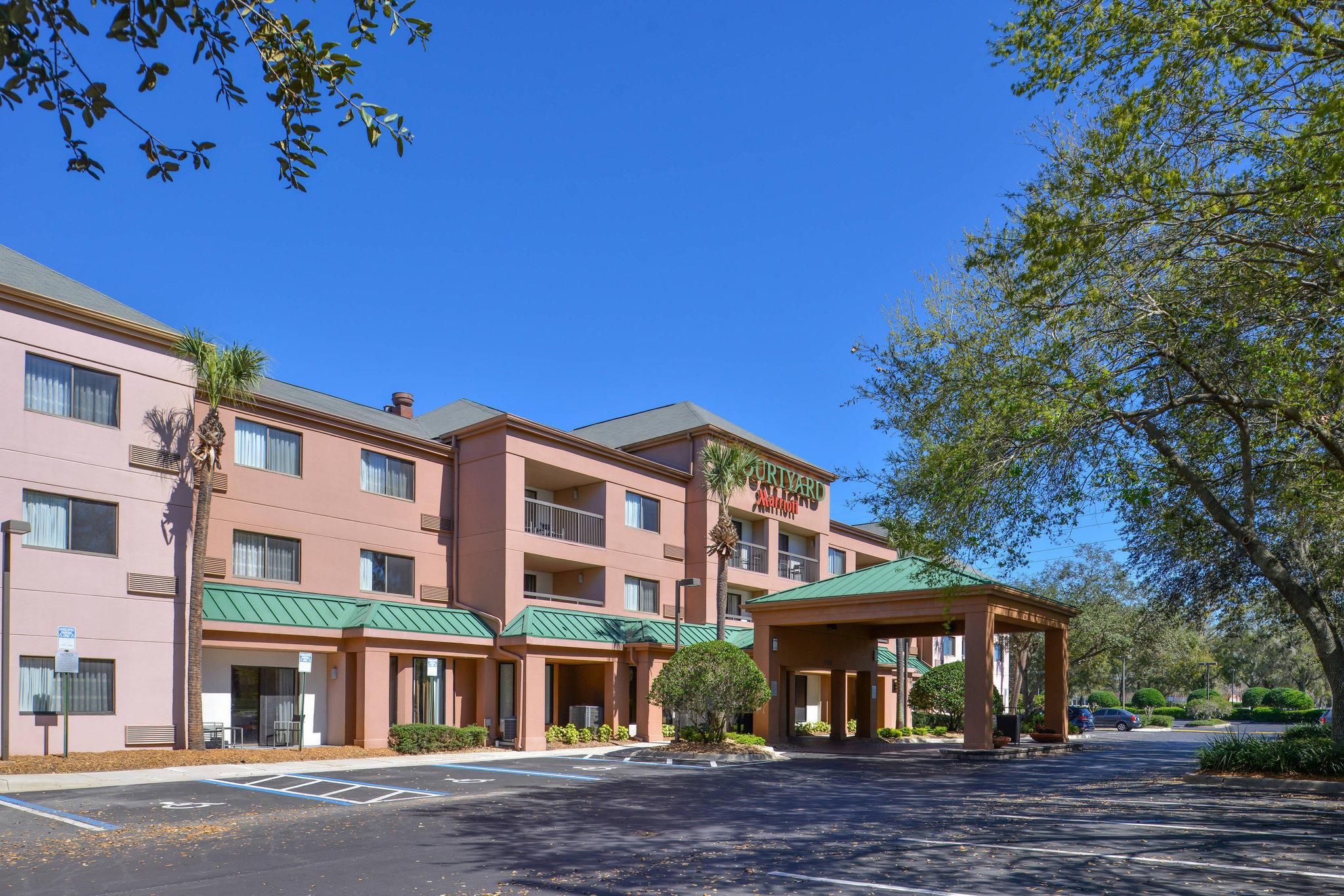 Courtyard by Marriott Tampa North/I-75 Fletcher