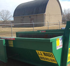 J.J. Magee Dumpsters image 4