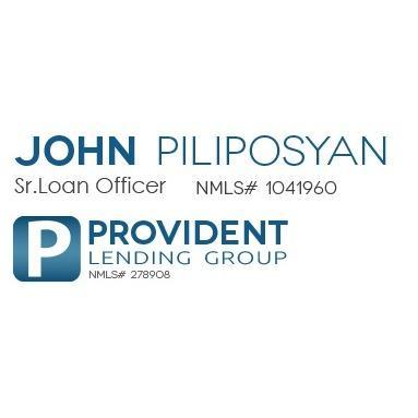 John Piliposyan - Provident Lending Group