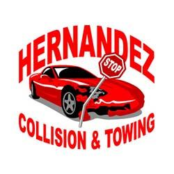 Hernandez Collision & Towing