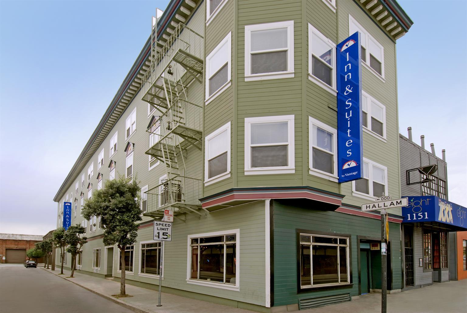 Americas Best Value Inn & Suites - SOMA image 0