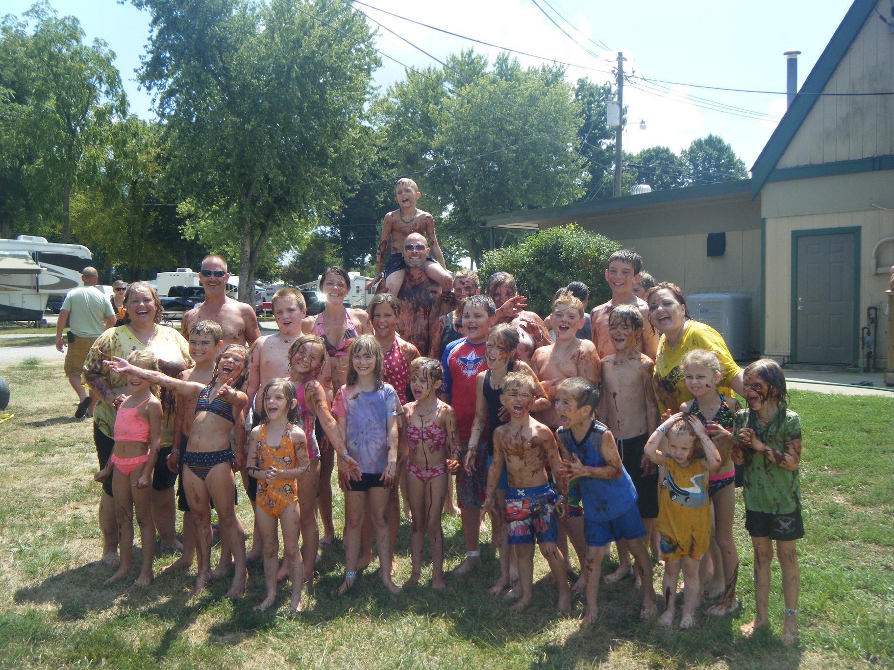 Louisville South KOA Holiday