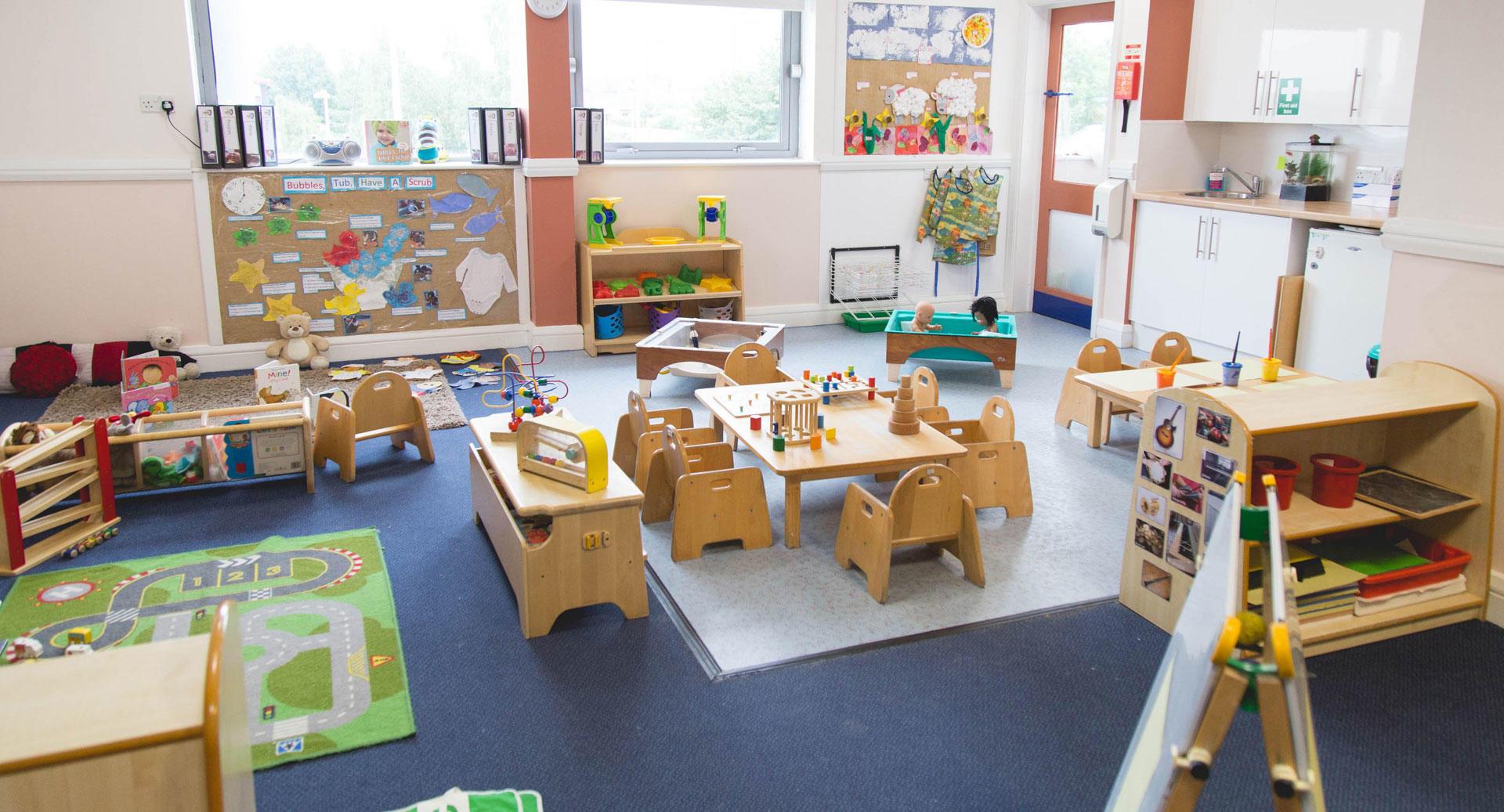 Asquith Riverside Pre-School & Day Nursery