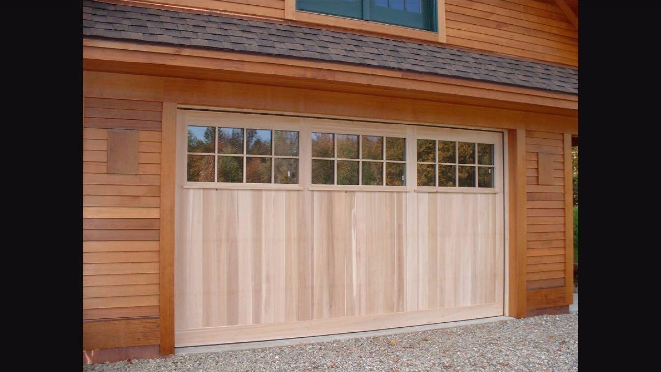 King David Garage Door and Opener image 0
