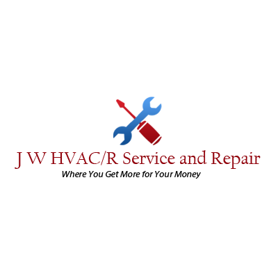 J W HVAC/R Service and Repair