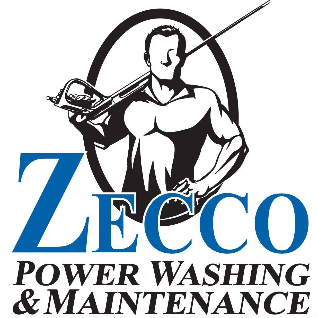 Zecco Power Washing & Maintenance Logo