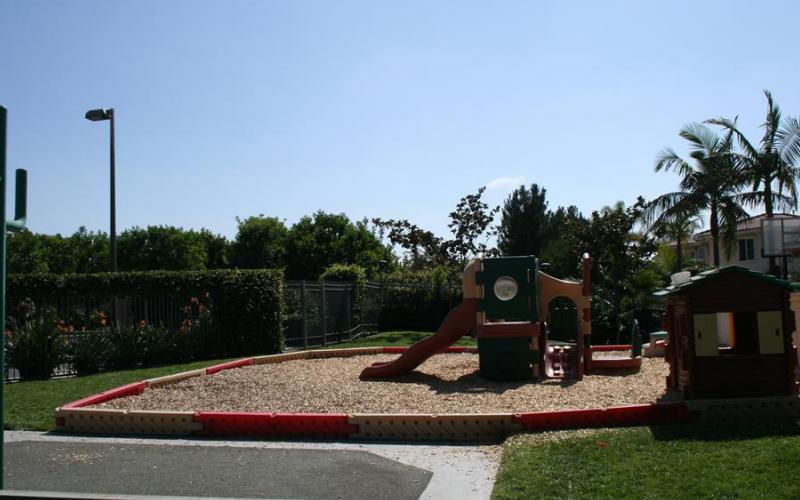 Prekindergarten & Kindergarten Playground