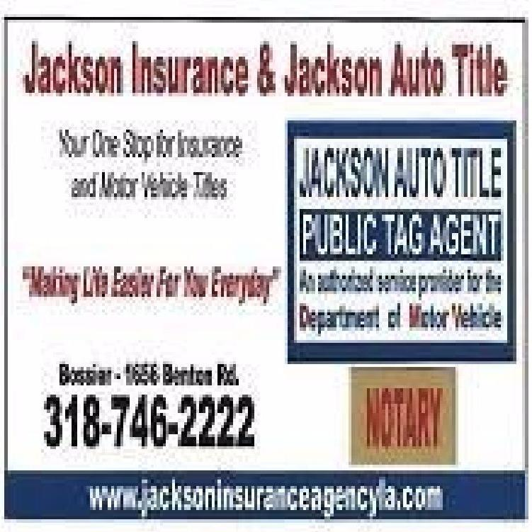 Jackson Insurance Agency & Auto Title