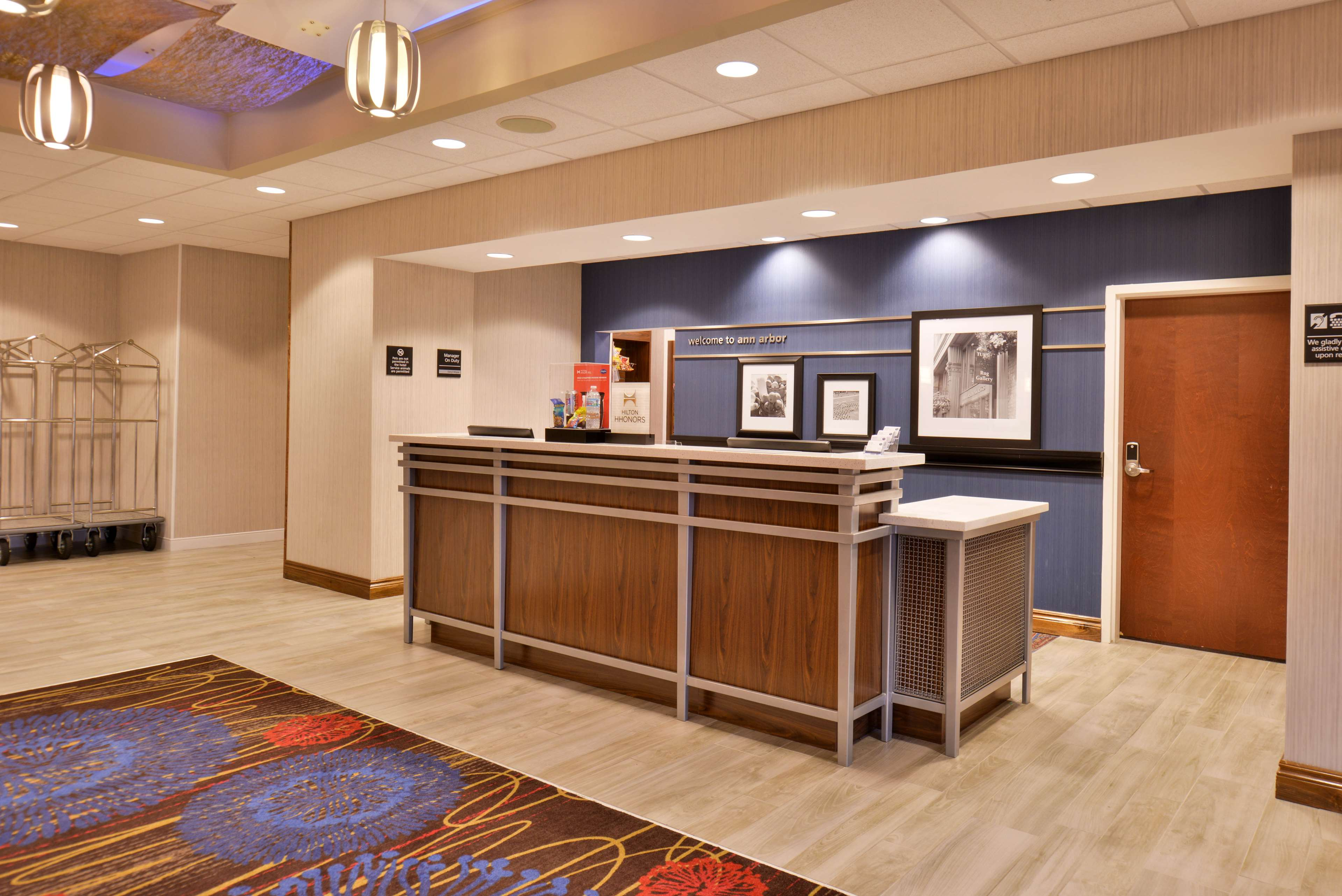 Hampton Inn & Suites Ann Arbor-West image 10