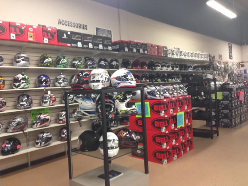 Rivercity Cycle Ltd in Kamloops: Motorbike Helmets