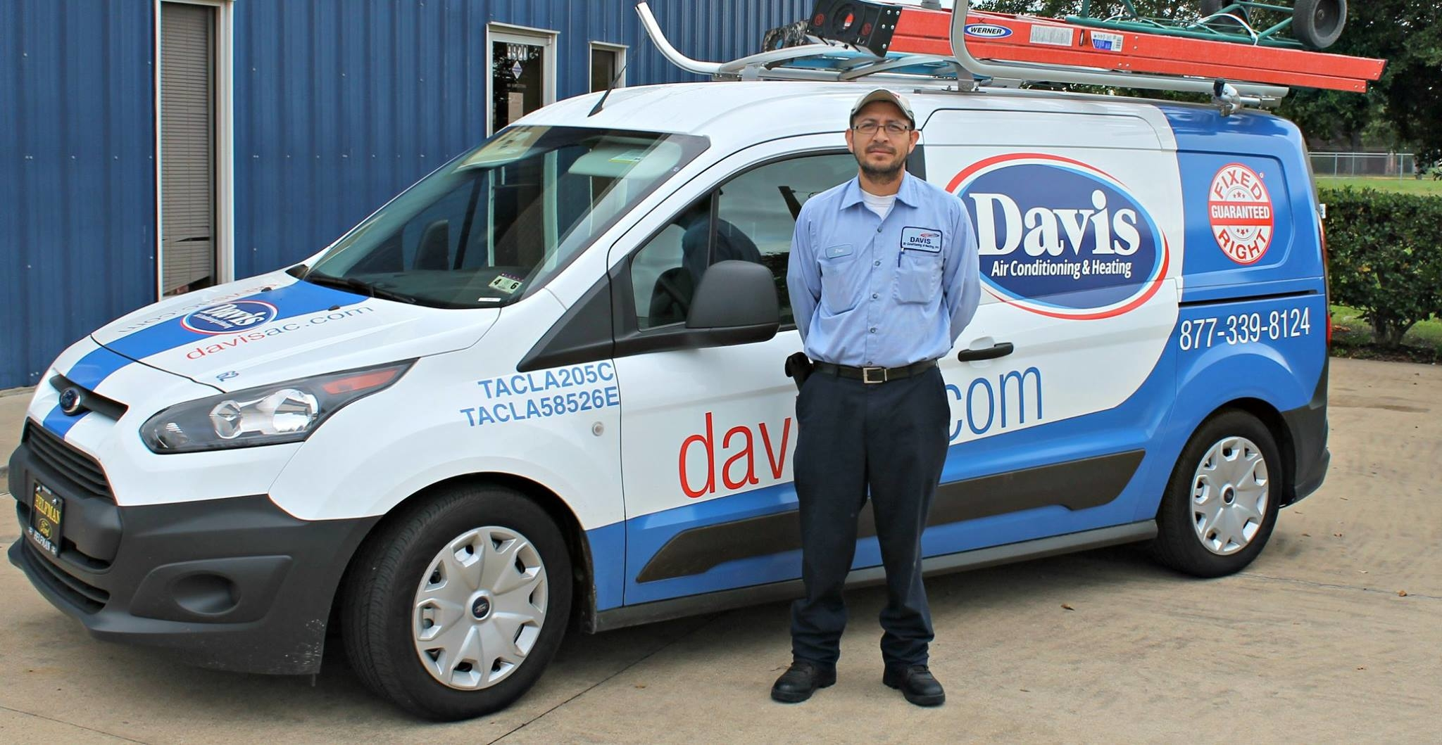 Davis Air Conditioning & Heating, Inc.