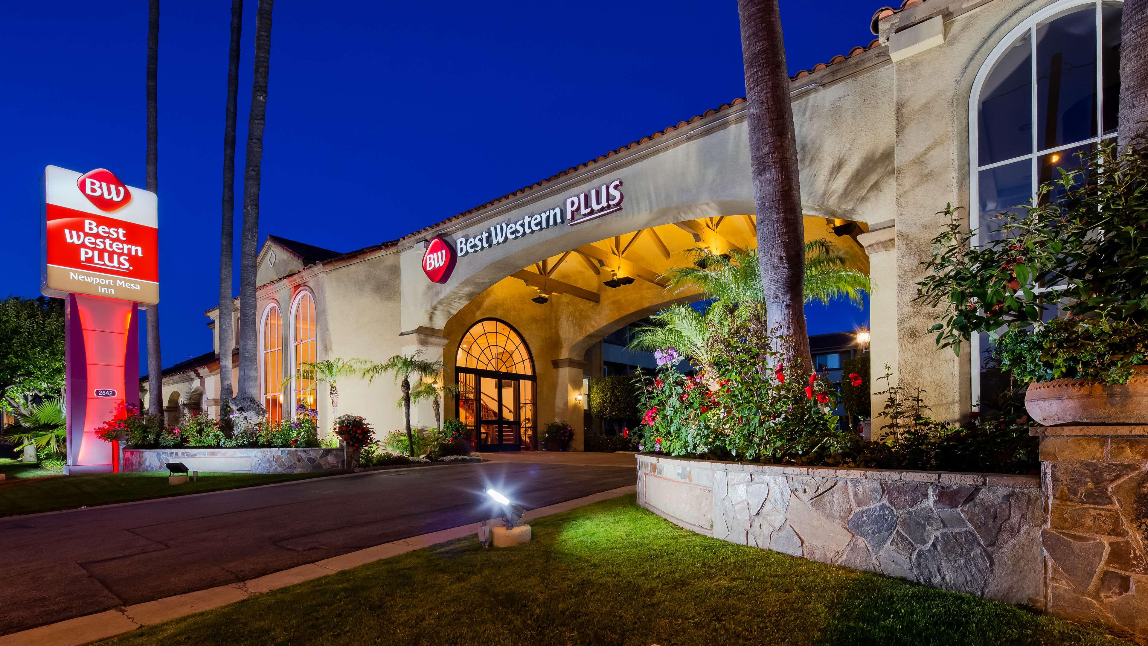 Best Western Plus Newport Mesa Inn image 0