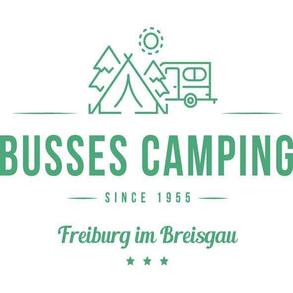 Busses Camping am Möslepark in Freiburg