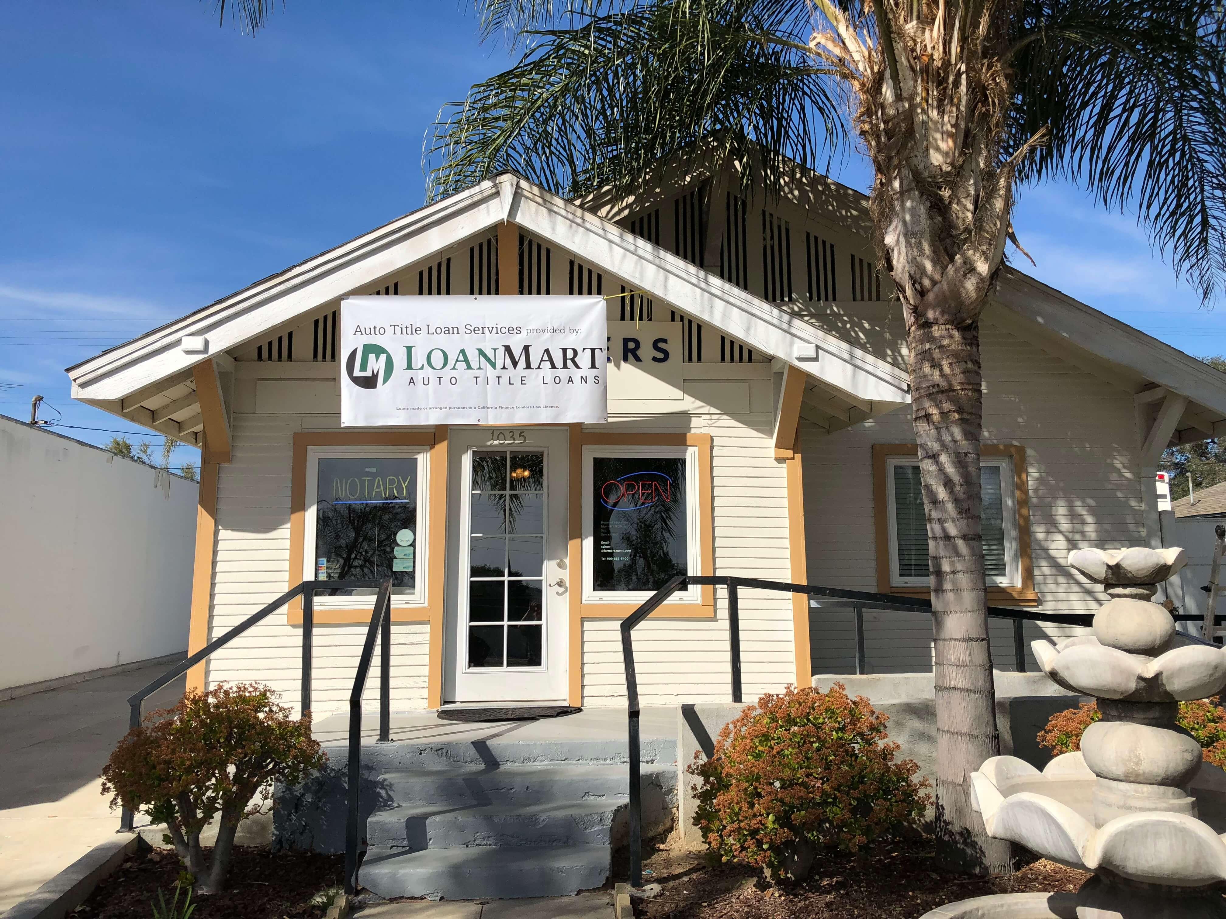 Nimscorp Title Loans - LoanMart Pomona image 2