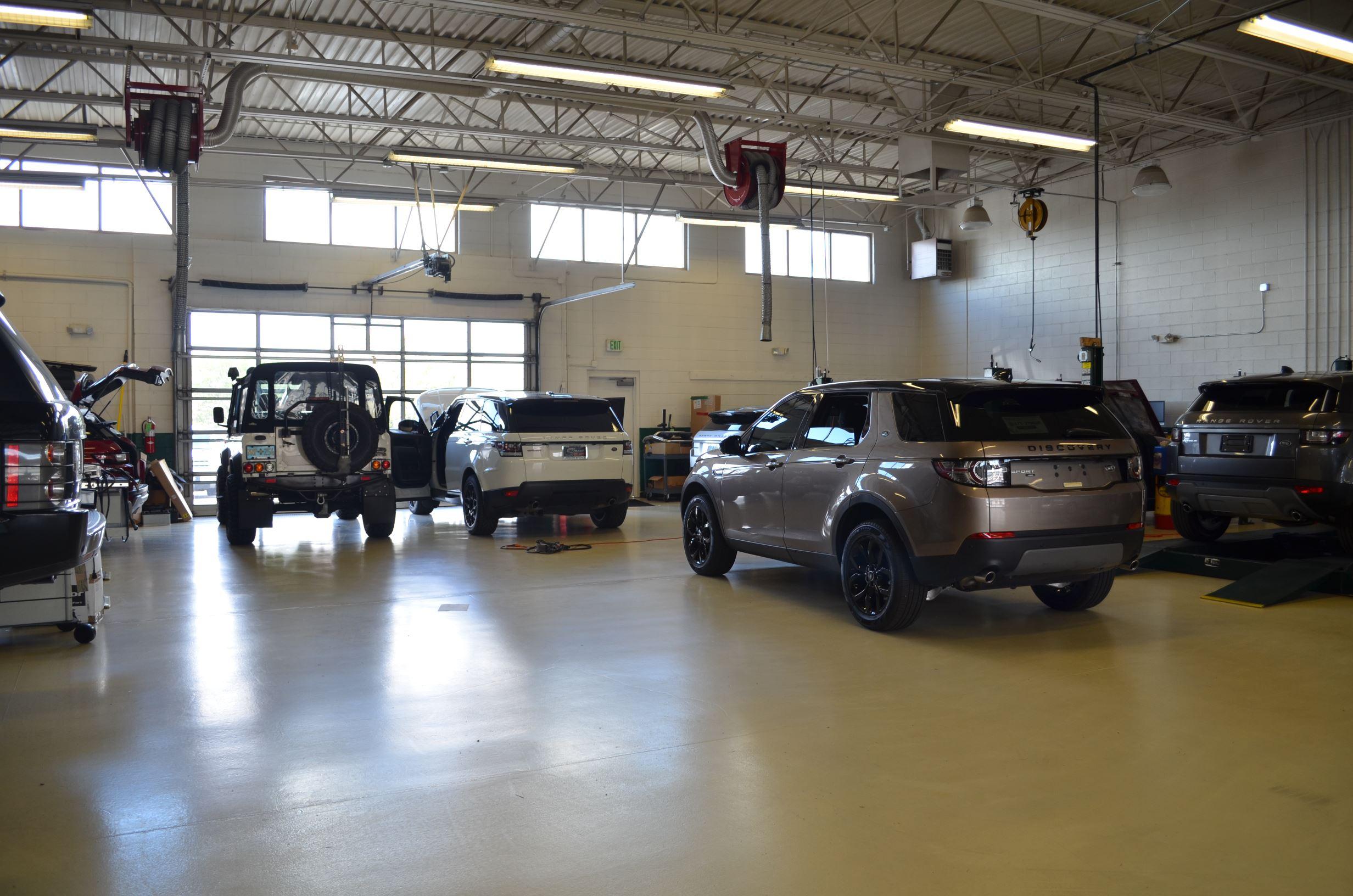 Land Rover Albuquerque image 6