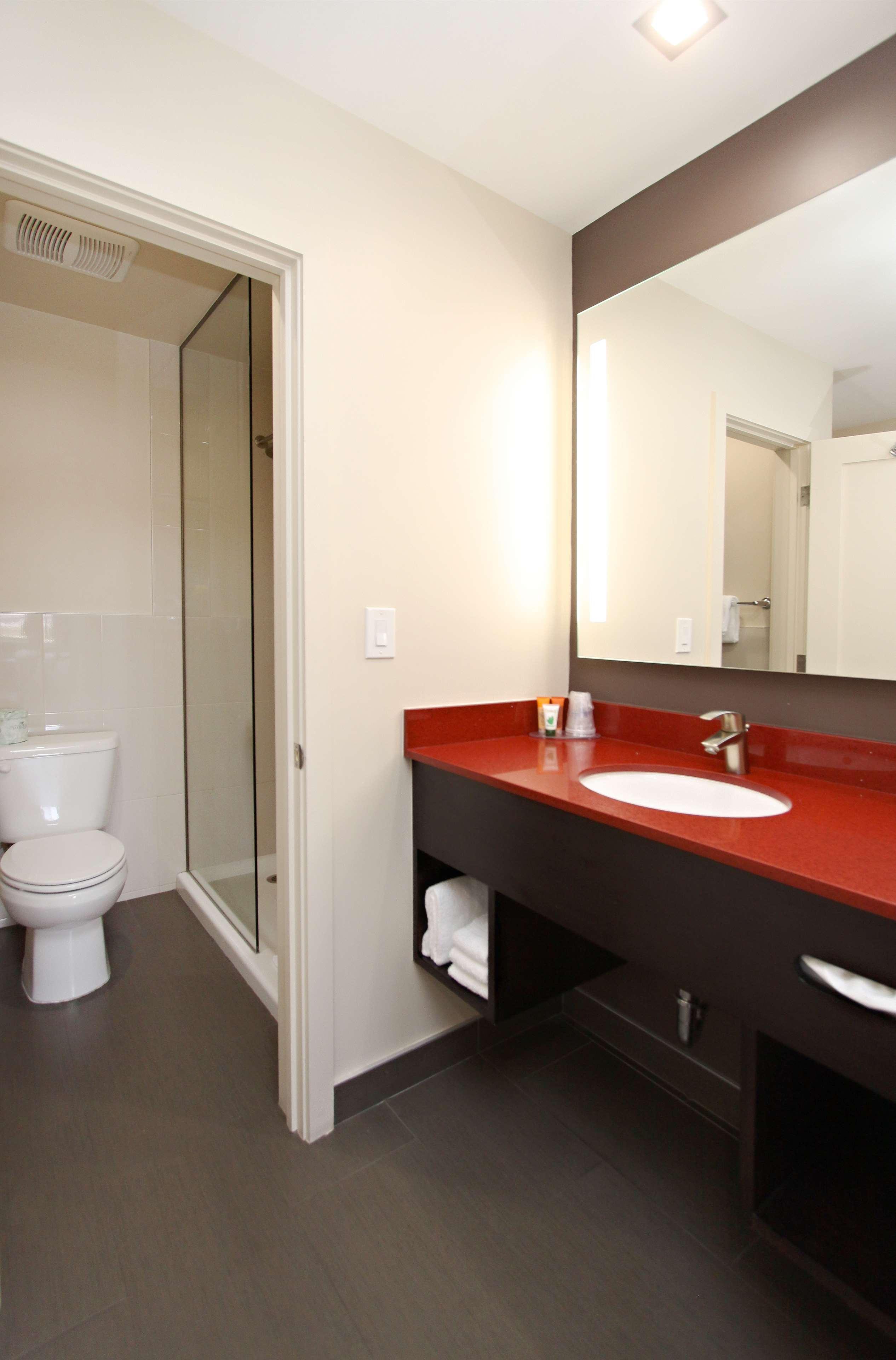 Double Guest Bathroom Vanity