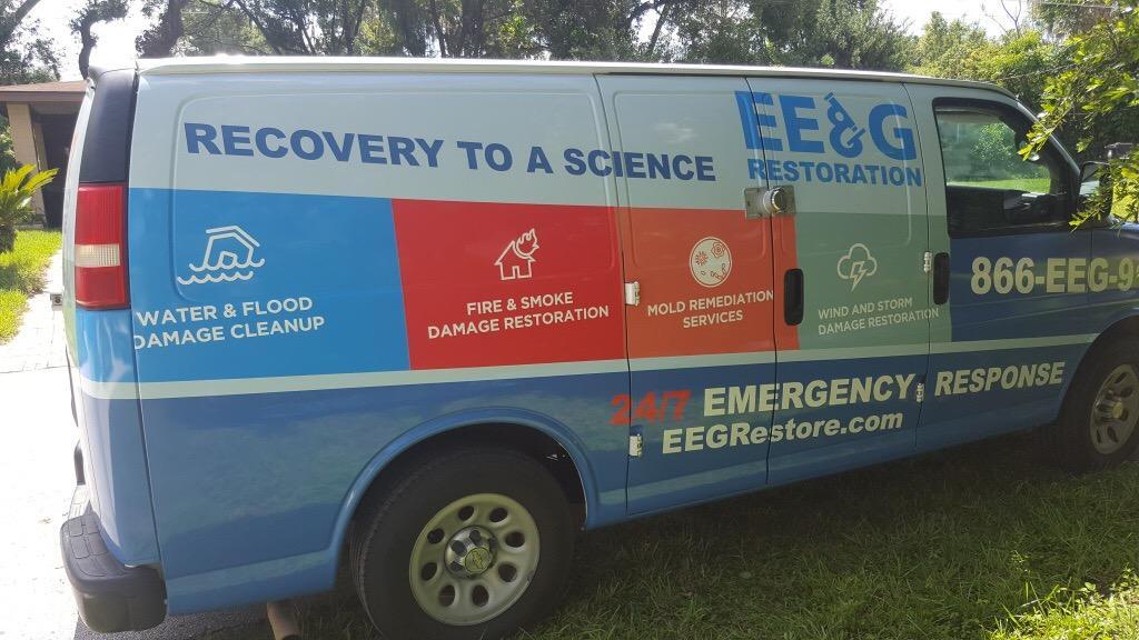 EE&G Restoration Orlando Water Damage, Fire Damage, Mold Remediation & Removal image 2