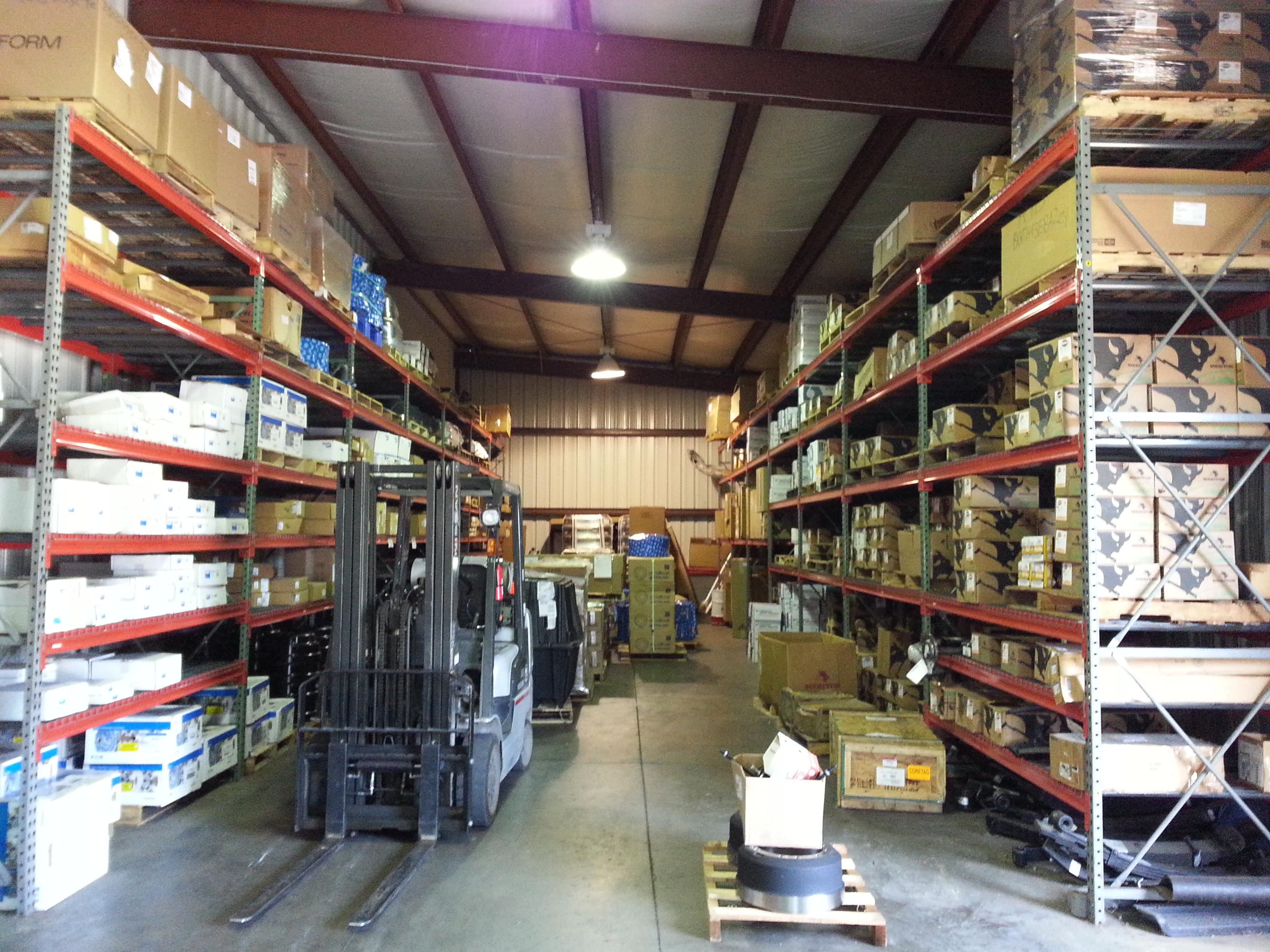 Hill International Trucks image 3
