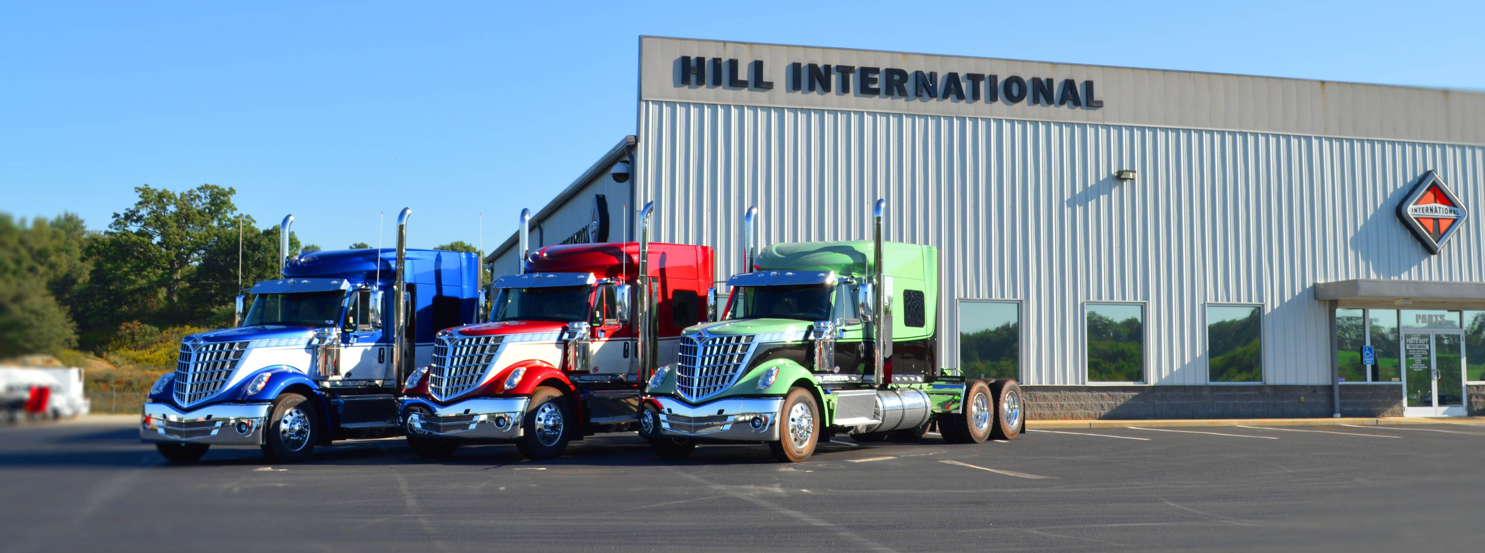 Hill International Trucks image 0