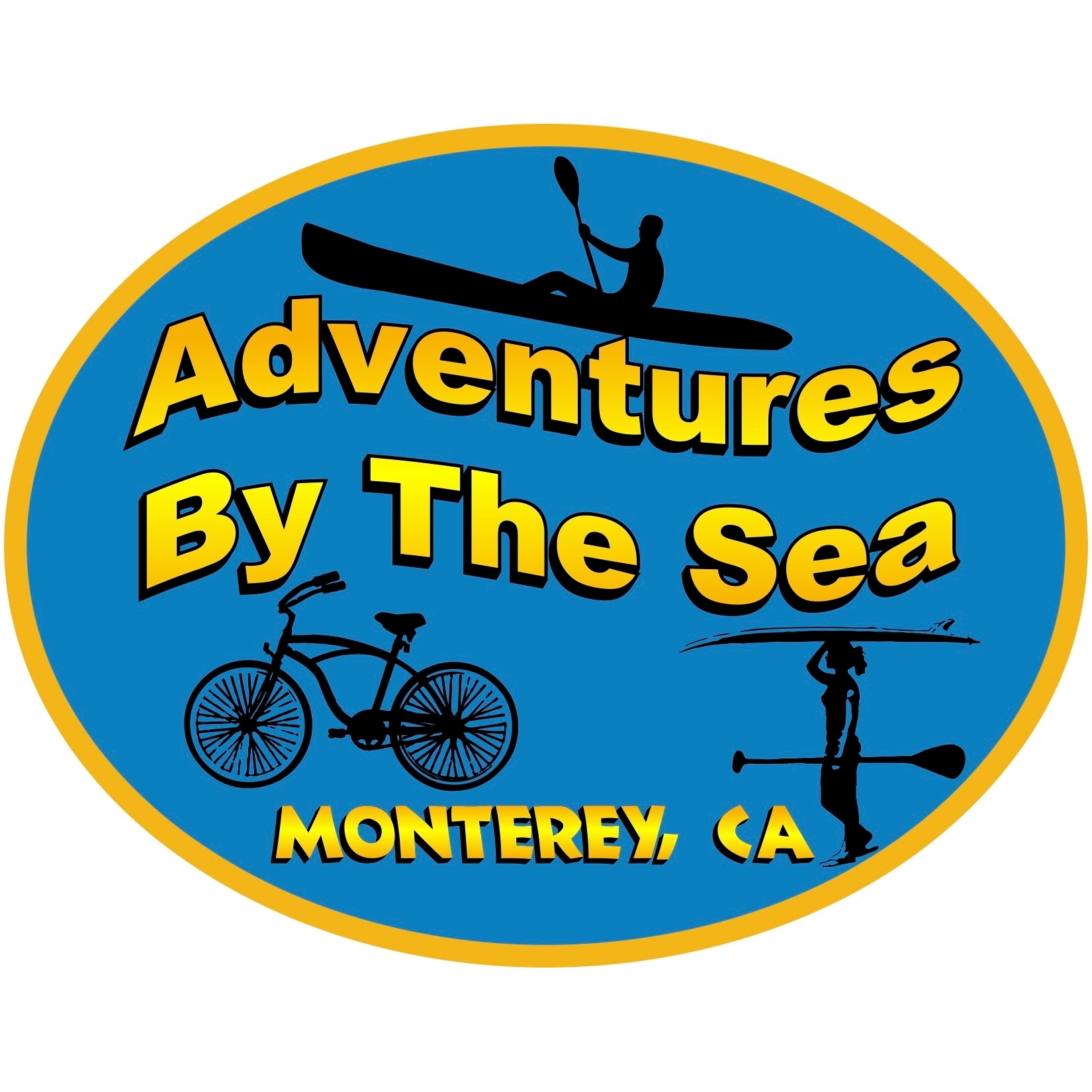 Adventures By The Sea - Monterey, CA - Bicycle Shops & Repair