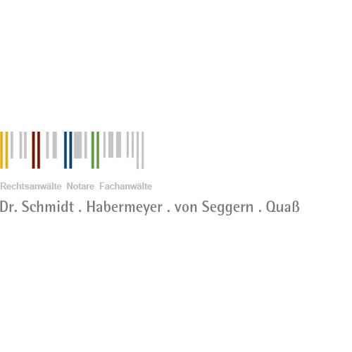 Dr. Schmidt, Habermeyer, von Seggern, Quaß