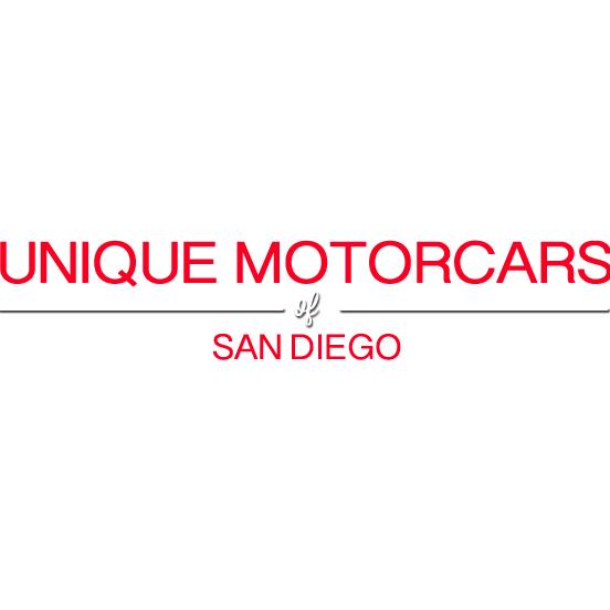 Unique Motor Cars of San Diego