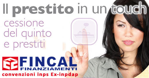Fincal Finanziamenti - Ibl Banca Rete Partners