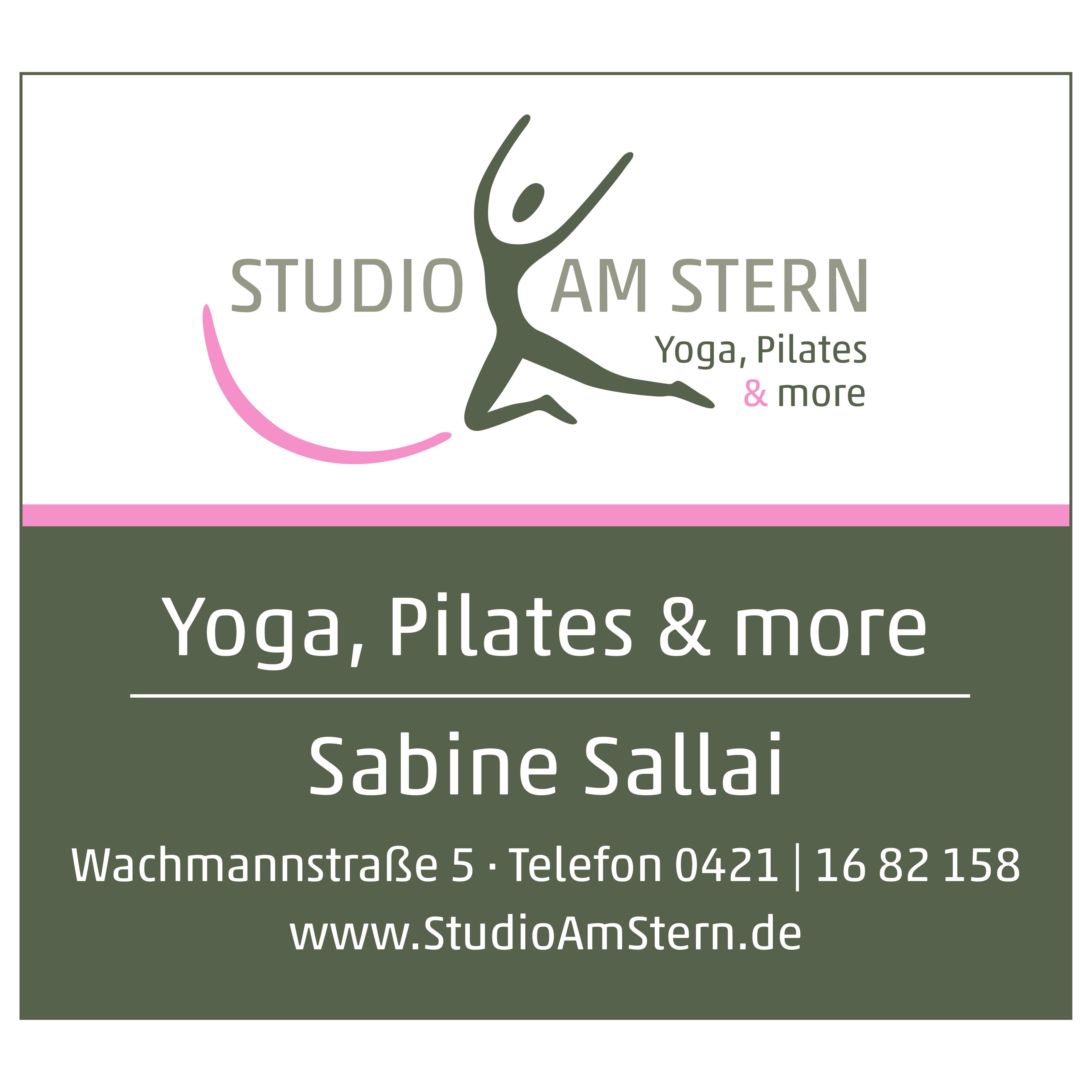 Studio am Stern; Yoga, Pilates and more