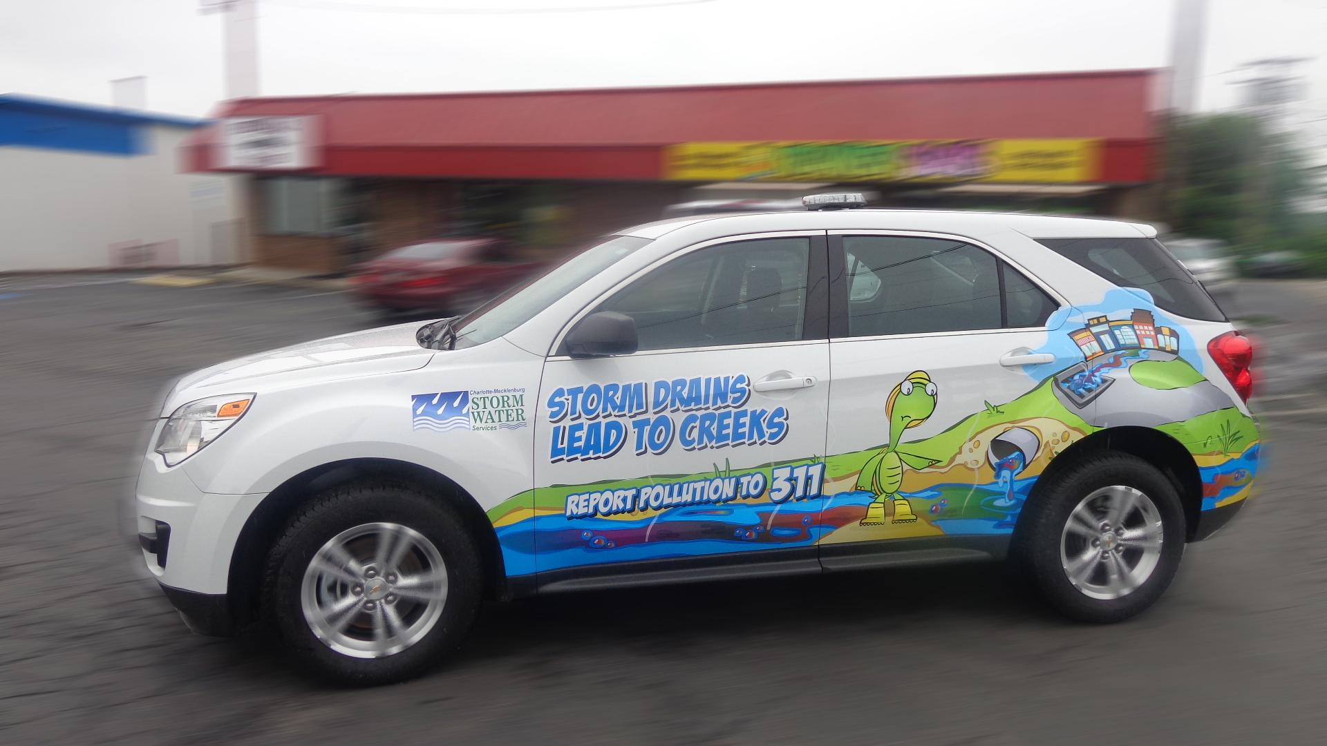 Kranken Signs Vehicle Wraps Charlotte image 9