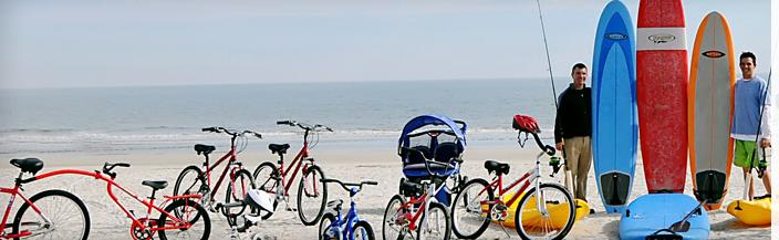 Hilton Head Outfitters & Bike Rentals