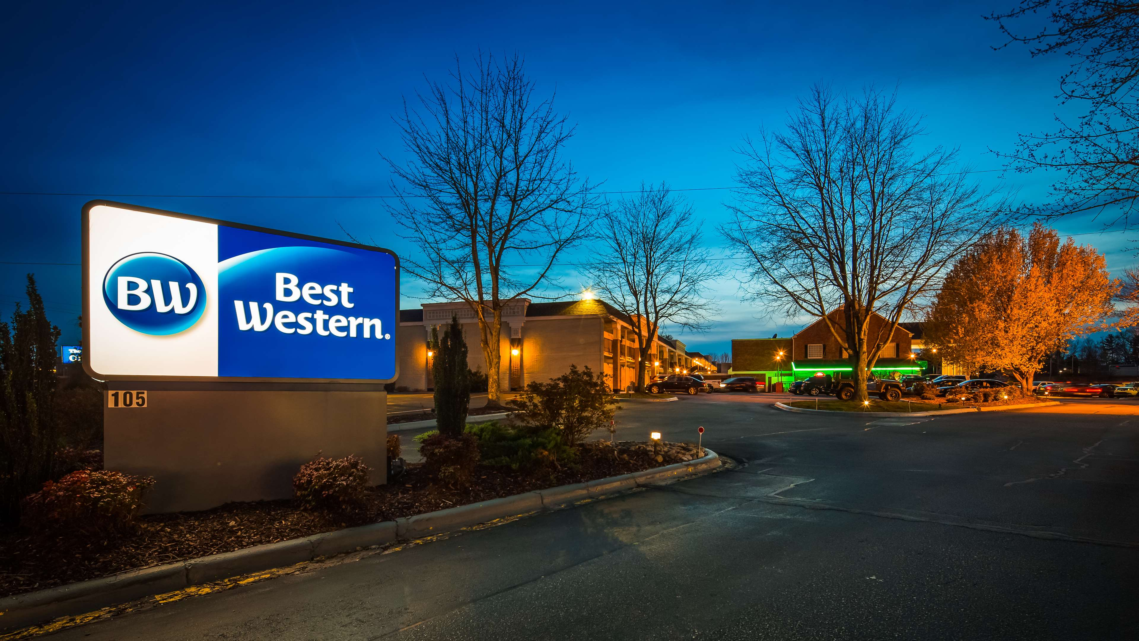 Best Western Hendersonville Inn image 0