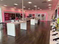 Interior photo of T-Mobile Store at 45th St & 40th Ave, Fargo, ND