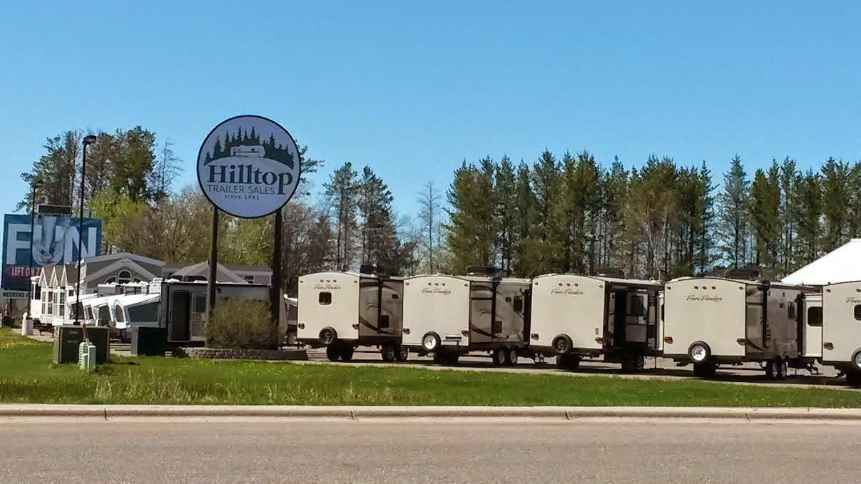 Hilltop Trailer Sales >> Hilltop Trailer Sales in Brainerd, MN - (218) 829-3...